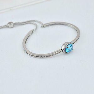 Henri Bendel Luxury Zircon Adjustable Bracelet